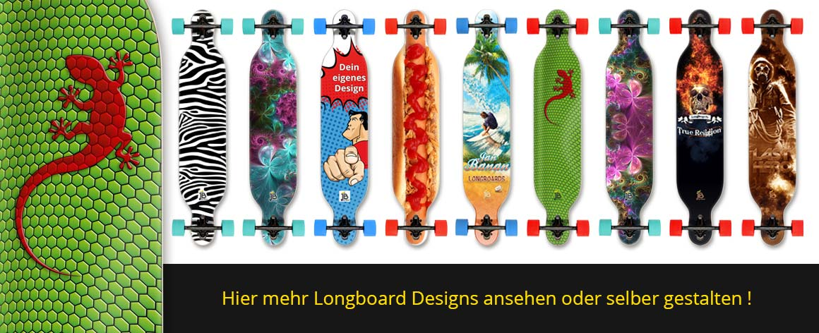 Longboards Designs