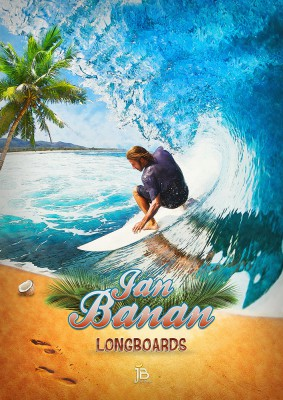 Perfect Wave - Jan Banan Design